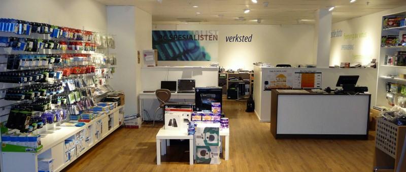 elektronikk butikk oslo